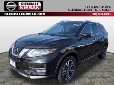 2018 Nissan Rogue SL (Magnetic Black)