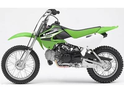 2006 Kawasaki KLX 110 Competition/Off Road Motorcycles Eden Prairie, MN