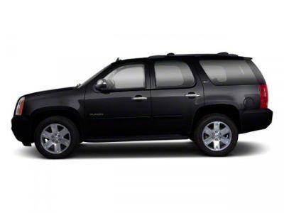 2012 GMC Yukon SLT (Onyx Black)