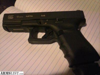 For Sale: Gen 4 Glocks