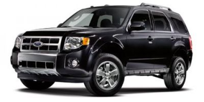 2012 Ford Escape Limited (Black)