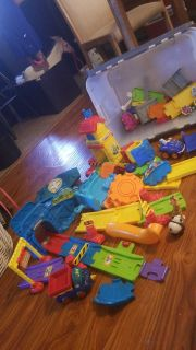 Fisher Price big set