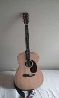 Martin x series custom acoustic/electric guitar