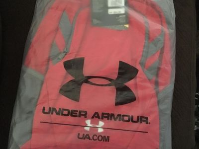 Under Armour Backpack NEW