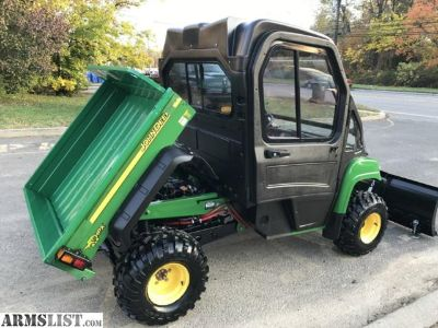 For Sale: Diesel 2010 John Deere Gator HPX 4x4