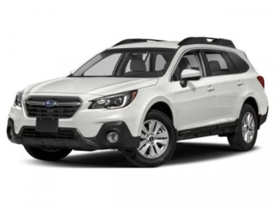 2019 Subaru Outback Limited (Crystal Black Pearl)
