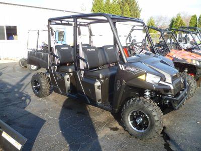 2016 Polaris Ranger Crew 570-4 EPS Side x Side Utility Vehicles Union Grove, WI