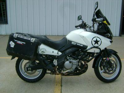 2011 Suzuki V-STROM 650 Street Motorcycle Freeport, IL