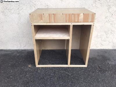 Custom camper cabinet for Westy and others?