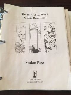Story of the World Activity Book 3