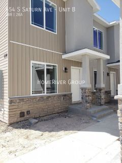 New townhomes on the Westside of Idaho Falls