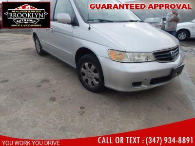 2003 Honda Odyssey EX-L (Starlight Silver Metallic)