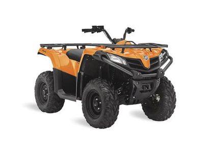 2018 CFMOTO CForce 400 Utility ATVs Francis Creek, WI