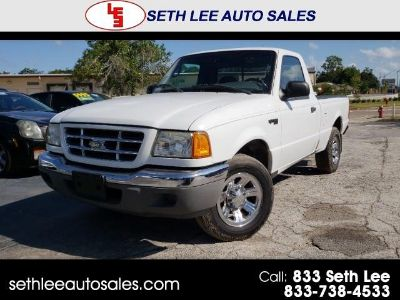 2003 Ford Ranger XL (White)