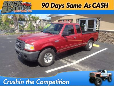 2007 Ford Ranger XL (Red)