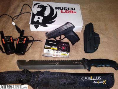 For Trade: Ruger Lc9s and more