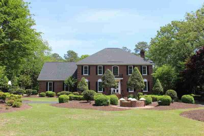 524 Mill Rd Goldsboro Four BR, GORGEOUS BRICK HOME just steps