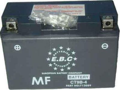 Sell Yamaha R6 Battery YT9B-4 YT9B4 GT9B-4 18 Mon Warranty motorcycle in Jacksonville, Florida, US, for US $30.95