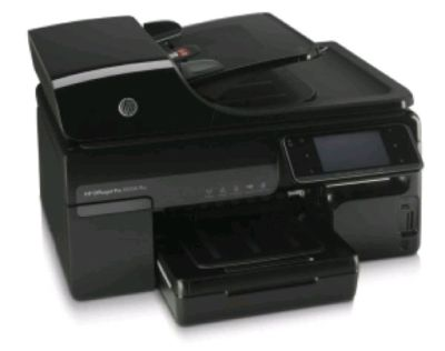 HP officejet 8500A printer