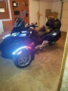 2011 Can-Am SPYDER RT SE5