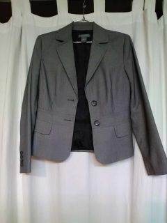 Ann Taylor's Grey Blazer from the Philippines