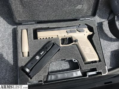 For Sale/Trade: CZ P-09 FDE
