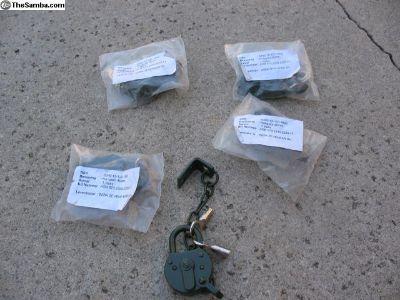 NOS Military Trunk Lock