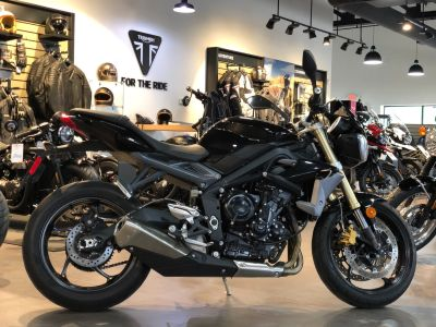 2013 Triumph Street Triple ABS Sport Motorcycles Cleveland, OH