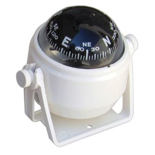 Find MARINE WHITE ATV 4x4 TRUCK BOAT CAR COMPASS BRACKET MOUNT FIVE OCEANS BC-2434 motorcycle in Miami, Florida, United States, for US $9.99