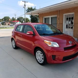 2012 Scion xD Base (RED)