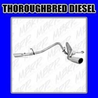 Find MBRP Gas Exhaust 03-07 Chevy 1500 EC/CC-SB Cat Back Dual Split Side S5018AL motorcycle in Winchester, Kentucky, US, for US $409.99