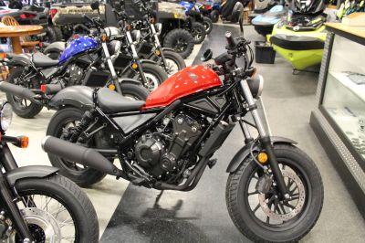 2018 Honda Rebel 500 Cruiser Motorcycles Adams, MA