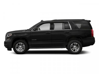 2018 Chevrolet Tahoe LS (Black)