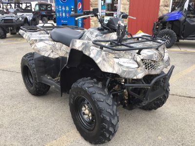 2017 Suzuki KingQuad 400FSi Utility ATVs Jamestown, NY