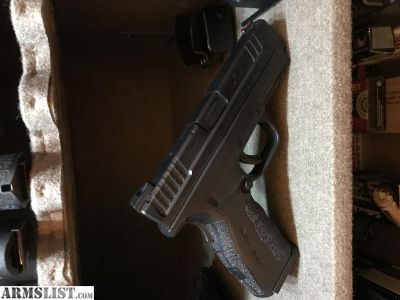 For Sale/Trade: Springfield XD Mod2 9mm