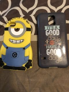 Case s for iPhone 5s and Samsung 5s