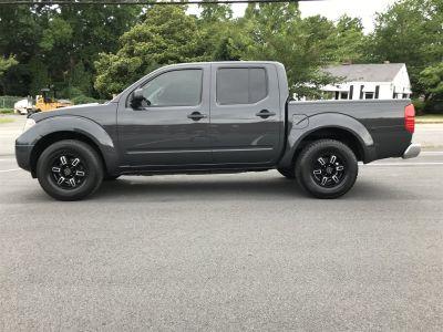 2012 Nissan Frontier S (Grey)