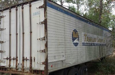 Tractor trailer(Geat for Storage)