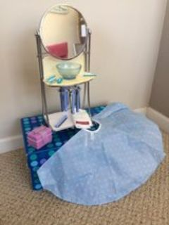 Reduced! American Girl Today Vanity
