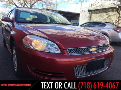 2015 Chevrolet Impala Limited 4dr Sdn LT Fleet (Red)