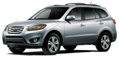 2011 Hyundai Santa Fe Limited (Moonstone Silver)