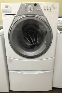 Whirlpool Duet Frontload Washer