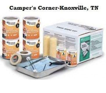Sell RV Camper Dicor RV Rubber Roof Renew Kit RP-RRK-30 motorcycle in Knoxville, Tennessee, US, for US $502.00