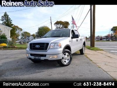 2005 Ford F-150 FX4 Super Crew 1 OWNER Loaded WARRANTY INCLUDED