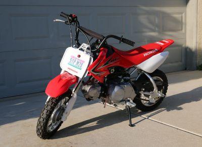 2011 Honda CRF 50F