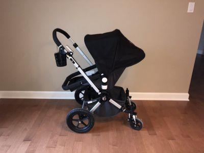 Bugaboo Cameleon Stroller with all accessories
