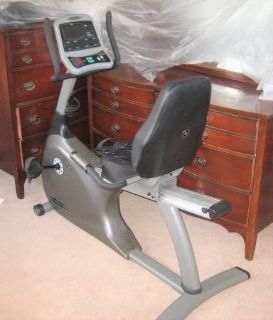 VISION FITNESS Semi-Recumbent Exercise / Fitness Bike / Cycle