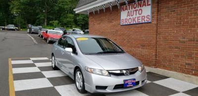 2010 Honda Civic LX-S (Alabaster Silver Metallic)