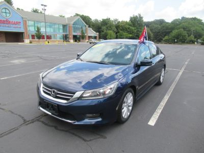 2014 Honda Accord EX (Obsidian Blue Pearl)