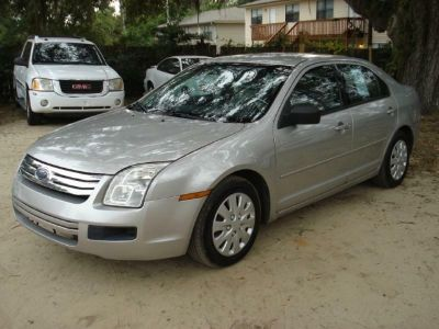 2008 FORD FUSION I4 S FWD